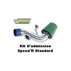 KIT D&39ADMISSION GREEN...